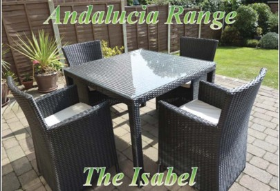 Isabel Table & Chair Set
