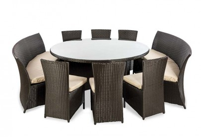 Casablanca Table, Chair & Bench Set