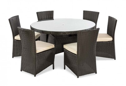 Indiano Table & Chair Set