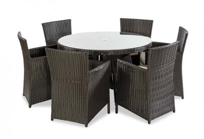 Antequera Table & Chair Set