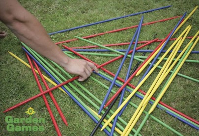 Giant Pick Up Sticks