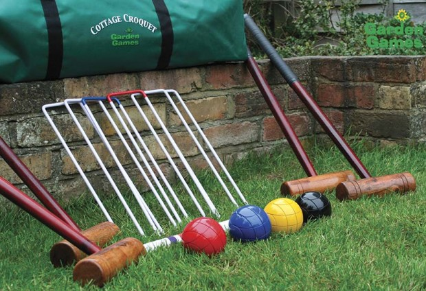 Cottage Croquet