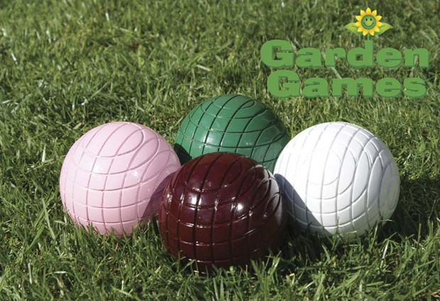 Lawn 2nd Colours Balls