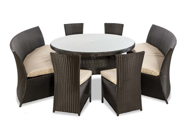 Triana Table, Chair & Bench Set
