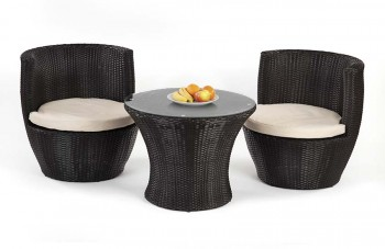 Tarifa 3 Piece Bistro Set