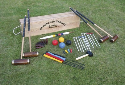 Hurlingham 4 Player Set