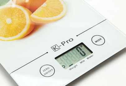 K- Pro Ultra Slim Tri-Mode Digital Kitchen Scales