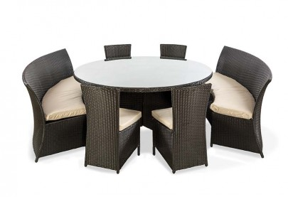Cantera Table, Chair & Bench Set
