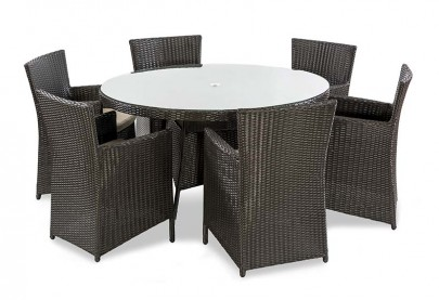 Indiana Table & Chair Set