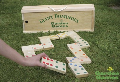 Giant Dominoes  In A Box